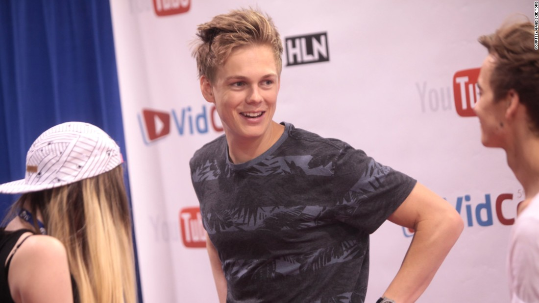 Internet personality Caspar Lee is adept at working with his fellow vloggers by cross-promoting them on his own channel while appearing on theirs. He's also raised money for Comic Relief by being a part of YouTube Boyband.