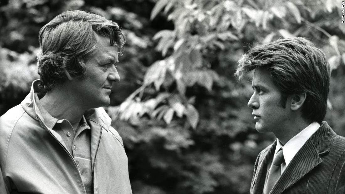 "On November 1, 1972, ABC's movie of the week, ""That Certain Summer,"" told the story of a teenager forced to come to terms with his divorced father's homosexuality. Starring Hal Holbrook, left, and Martin Sheen, it was the first sympathetic portrayal of gay characters on network television."