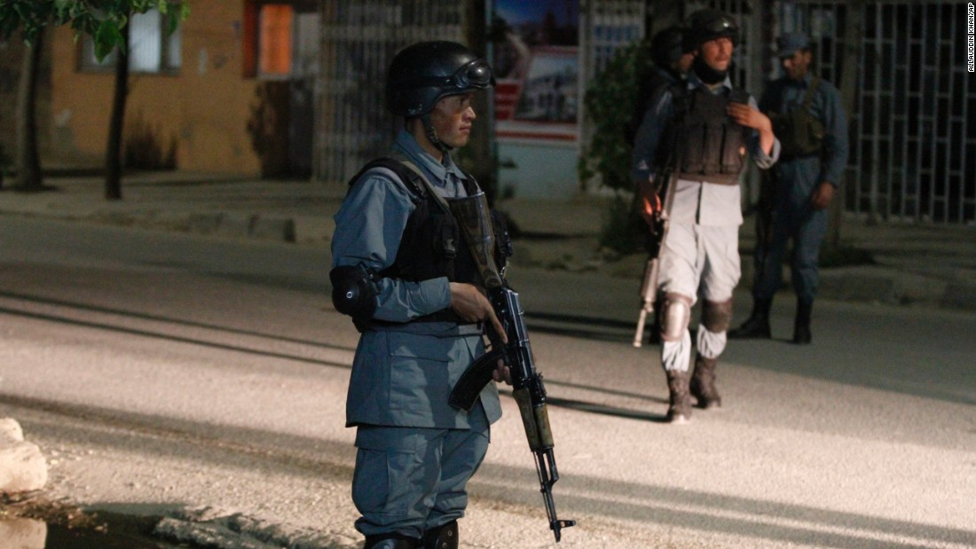 Death Toll In Kabul Hotel Attack By Taliban Rises To 14