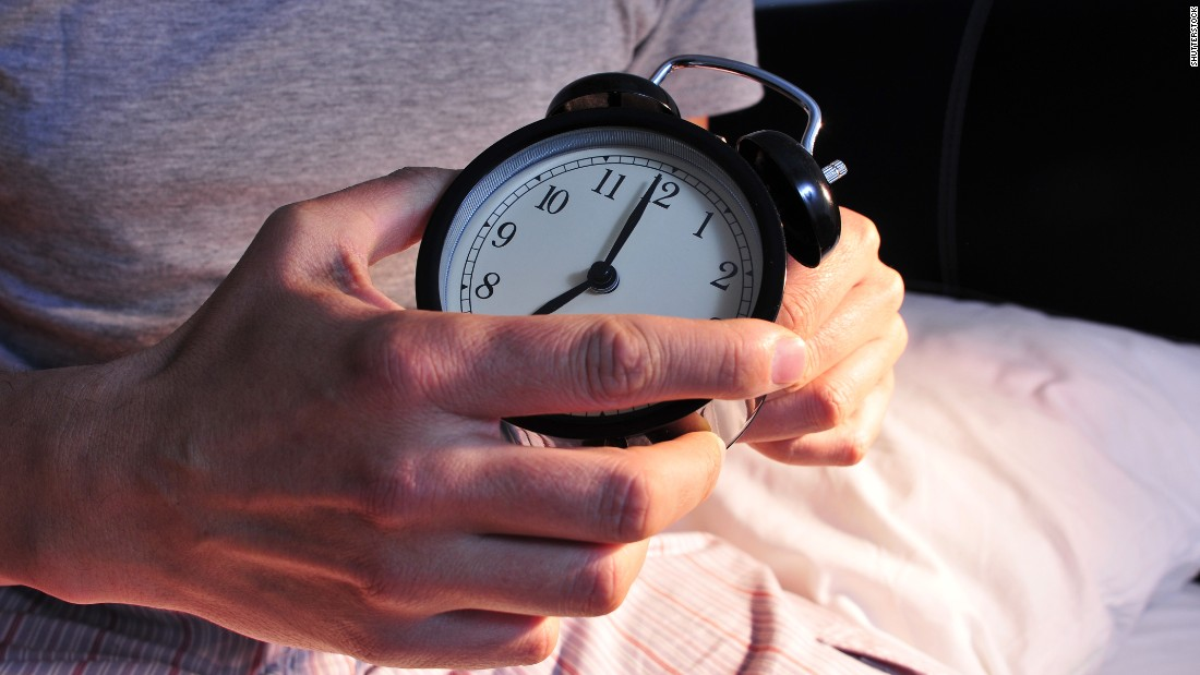 Setting an alarm might be the only thing that helps you get up in the  morning