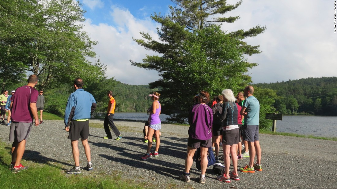 The ZAP Fitness Adult Running Camps begin in June and go through early September in Blowing Rock, North Carolina. Click through our gallery to discover more running camps in the U.S.