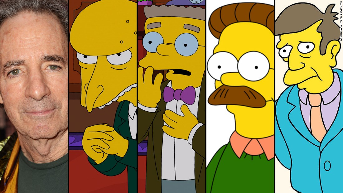 7 Simpsons Voices That Will Soon Sound Different Cnn