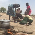 unfpa rescued children from Sambisa forest lunch