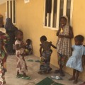unfpa Rescued children from Sambisa forest