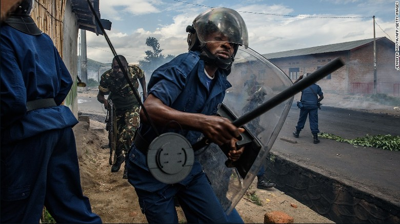 Outcome of fighting in Burundi remains unclear