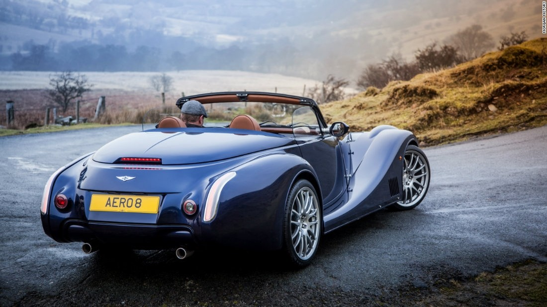 Morgan Motors sells vintage British cool to the world - CNN Style
