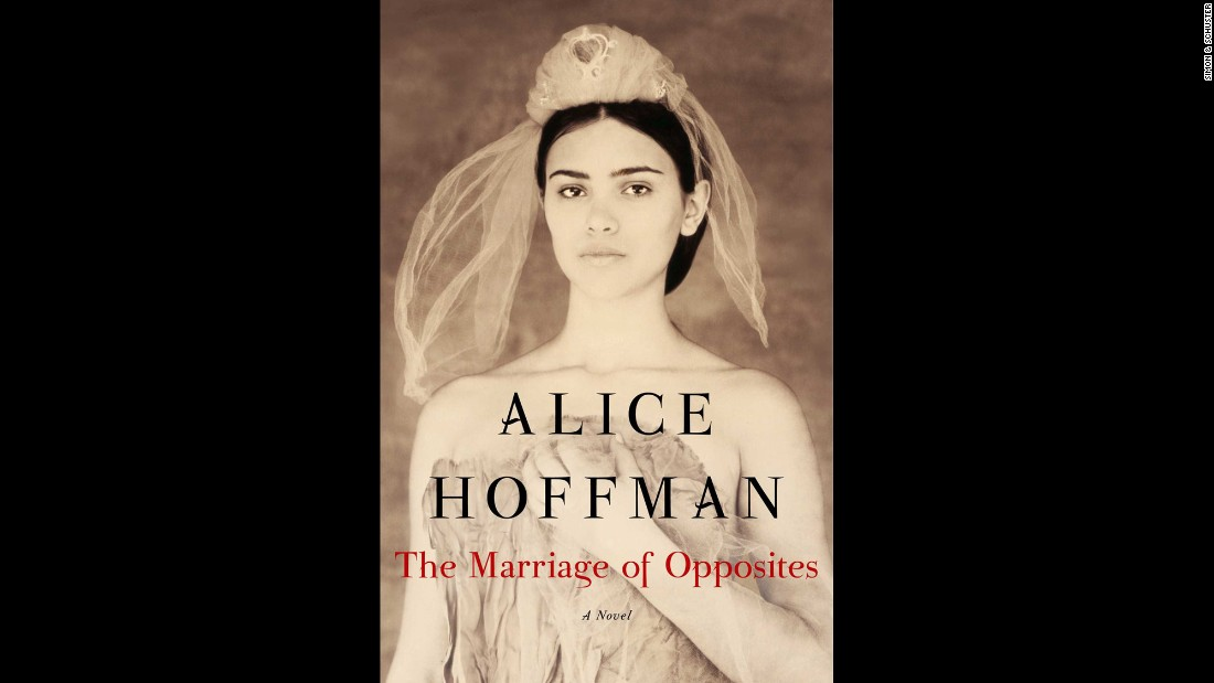 "<strong>""The Marriage of Opposites."" </strong>The woman who gave birth to Impressionist painter Camille Pissarro is the inspiration for Alice Hoffman's latest novel, ""<a href=""http://books.simonandschuster.com/The-Marriage-of-Opposites/AliceHoffman/9781451693591#sthash.xLJ3jfMt.dpuf"" target=""_blank"">The Marriage of Opposites.""</a> Growing up in St. Thomas' Jewish community in the early 1800s, Rachel tries to rebel against the rules of the time but is forced to marry a widower with children. When he dies and his nephew comes from France to deal with her husband's estate, the impact on the world of art will be forever altered."