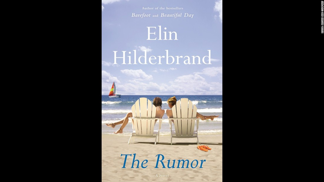 "<strong>""The Rumor.""</strong> Everything about Elin Hilderbrand's latest novel whispers ""delicious summer read."" And why wouldn't it? <a href=""http://www.elinhilderbrand.net/"" target=""_blank"">Hilderbrand i</a>s known as Queen of the Summer Beach Reads. ""The Rumor"" features Nantucket writer Madeline King, a best friend with a crisis and a rugged landscape architect. What could be better? Her latest book releases on June 15, just in time for your summer vacation."