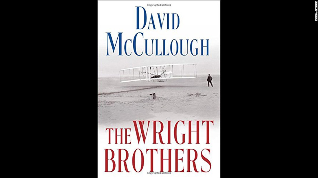 "<strong>""The Wright Brothers."" </strong>For those requiring a more weighty and historical (true) story, two-time Pulitzer Prize winner <a href=""http://authors.simonandschuster.com/David-McCullough/938"" target=""_blank"">David McCullough</a> provides the right stuff with his tale of those ingenious brothers who thought that people could fly, with the right equipment. ""Concise, exciting, and fact-packed ... Mr. McCullough presents all this with dignified panache, and with detail so granular you may wonder how it was all collected,"" writes The New York Times."