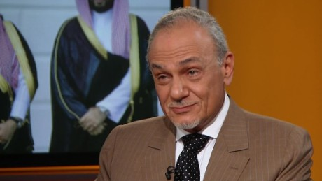 Former Saudi Intel Chief: Problem is 'clouded' U.S. policy