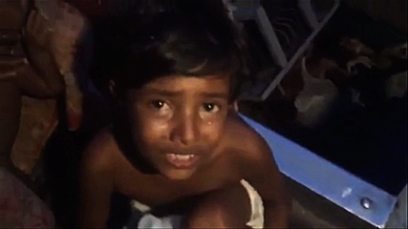 Hundreds of migrants stranded on boat near Thailand