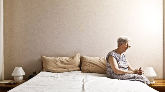 Experts worry that there are not enough nursing homes and facilities to care for the growing number of seniors who are on their own.