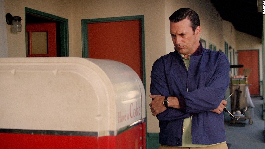 """Mad Men"" series finale, Sunday 9 p.m. ET, AMC"