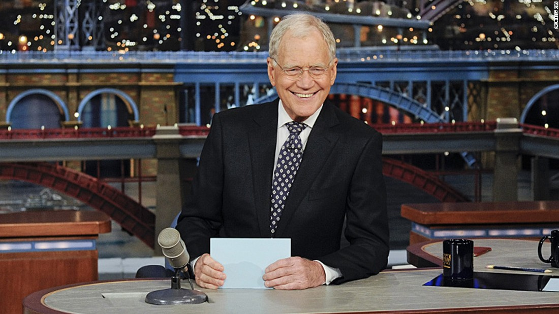 """Late Show with David Letterman"" finale, Wednesday 11:35 p.m., CBS"