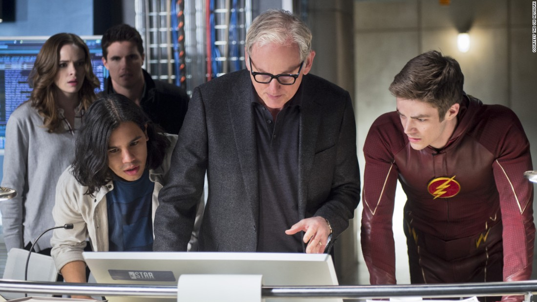 """The Flash"" season finale, Tuesday 8 p.m. CW"