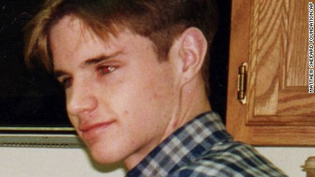 Matthew Shepard's violent death in 1998 became a rallying point in the gay rights movement.