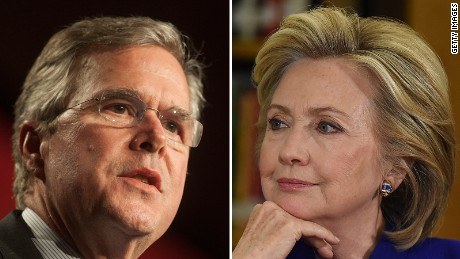 Jeb preparing transparency argument against Hillary