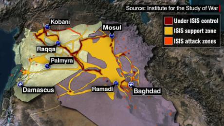 Syria Obama authorizes boots on ground to fight ISIS CNNPolitics