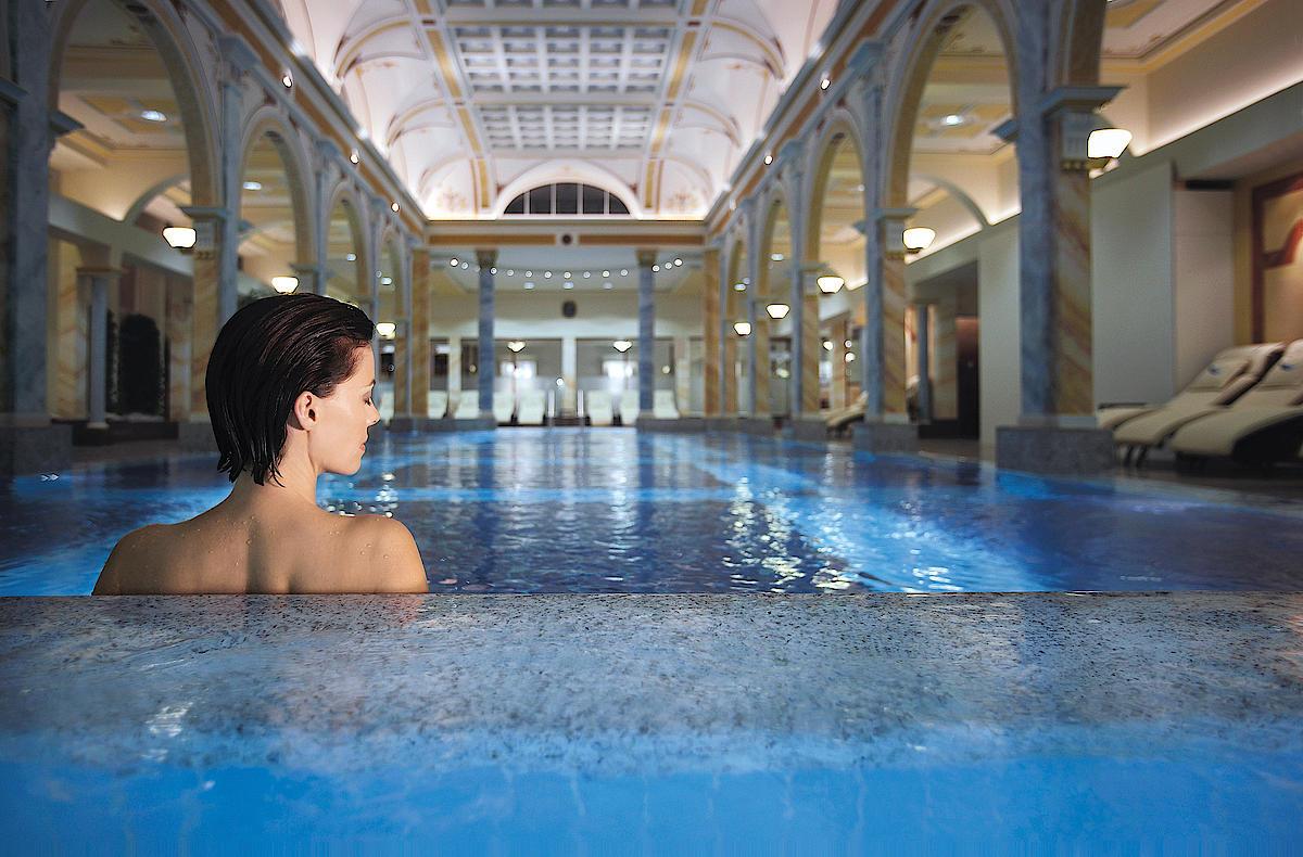 10 of the world\'s best hotel spas | CNN Travel