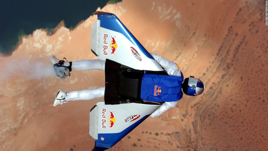 World-renowned BASE jumper Felix Baumgartner became the  first skydiver to go faster than the speed of sound, reaching a maximum velocity of 1,342 kph. His jump from 128,100 feet  (39 km) above New Mexico, smashed the record for the highest ever freefall.