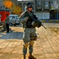 Luke Murphy patrol sadr city Iraq