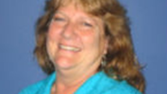 Barbara Ball is the program chair for the college's Medical Diagnostic Sonography Program.