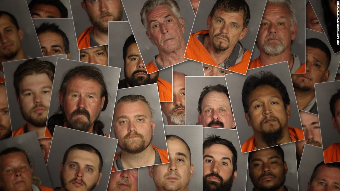 A fight broke out among rival biker gangs in Waco, Texas, on Sunday, May 17, leaving at least nine people dead. At least 170 people were arrested, and they all face charges of engaging in organized crime. McLennan County Sheriff Parnell McNamara said that bond was being set at $1 million for each of them.