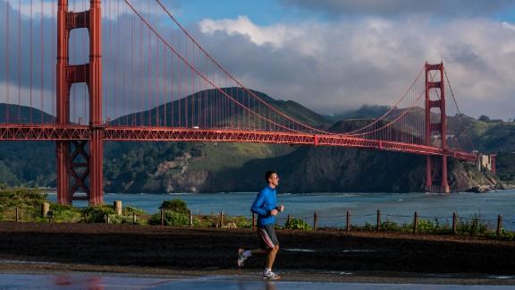 San Francisco ranked fourth.