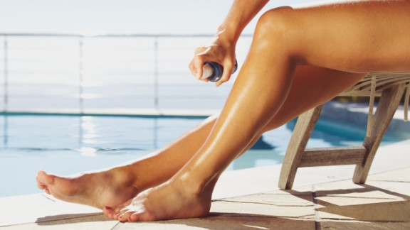 FDA concerned about spray on sunscreens