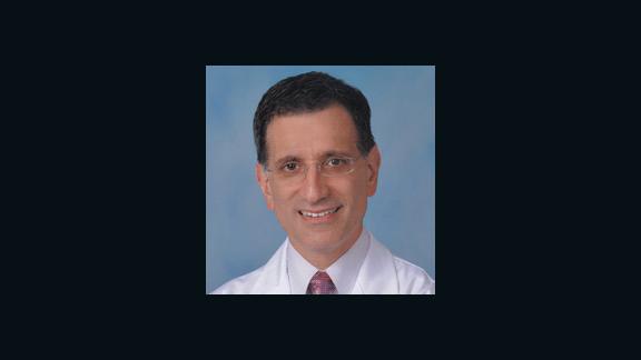 Dr. Michael Black, pediatric heart surgeon, St. Mary's Medical Center