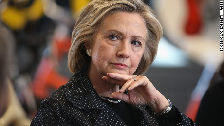 Hillary Clinton's 'contrasts' expose Republican divide