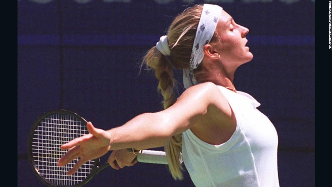 French Open 2015: Mary Pierce's power of prayer - CNN