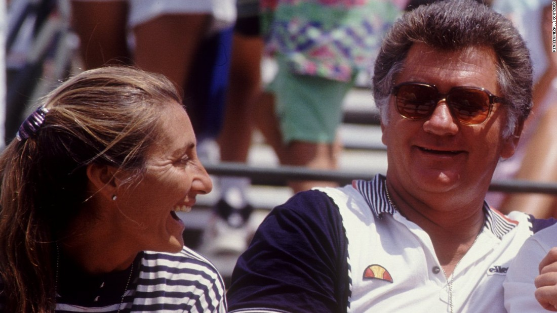 "Jim Pierce, the father of French-American champion Mary Pierce <a href=""https://www.theguardian.com/sport/2011/jun/23/wimbledon-2011-parents-dokic-tomic"" target=""_blank"">reportedly yelled</a> ""Mary, kill the b***h!"" during his 12-year-old daughter's junior match. In 1993, Mary took out a restraining order on him, though she <a href=""http://edition.cnn.com/2015/06/05/tennis/french-open-mary-pierce-tennis/"">later told CNN</a> that if it wasn't for his tough work ethic, ""I wouldn't be where I am today."" The Women's Tennis Association also introduced a regulation -- known as the ""Jim Pierce Rule"" -- which prohibited a player's friends, family and coaches from abusive conduct."