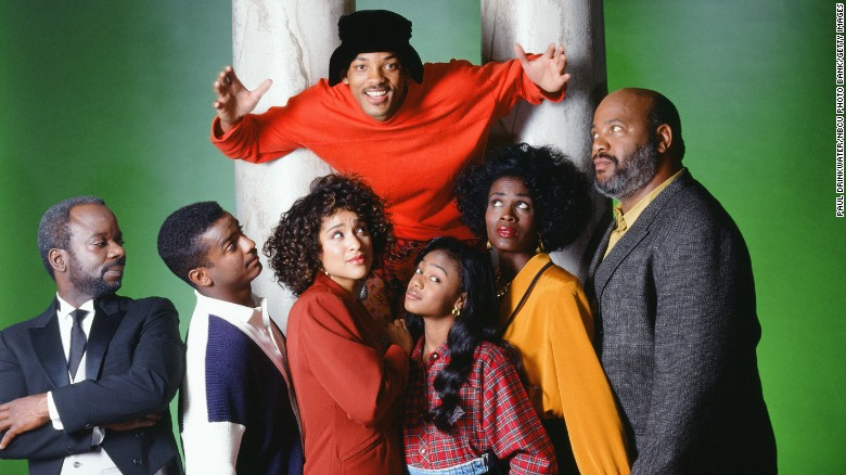Fresh Prince Of Bel Air Cast Reunites In Tender Photo Cnn