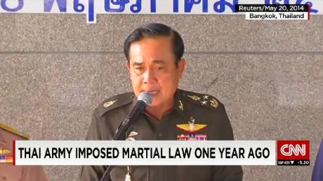 How has Thailand changed since 2014 coup?