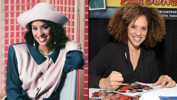 """Hilary Banks was Will's snobby and ditzy cousin, the older daughter of the Banks family. Actress Karyn Parsons did a few films like """"The Ladies Man"""" and TV shows like """"The Job."""" Parsons left Hollywood, married, became a mom and started Sweet Blackberry, which produces short films based on African-American history for children."""