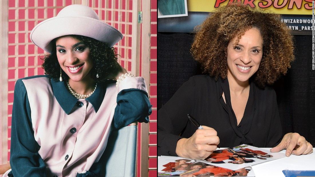 man ladies Karyn parsons