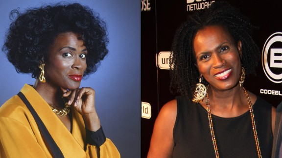 """Janet Hubert starred as the original Aunt Vivian, the Banks family matriarch. She's been pretty outspoken about her firing from the show in 1993 over creative differences. She's had roles on """"Gilmore Girls"""" and """"One Life to Live."""""""