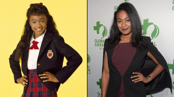 """Tatyana Ali portrayed the youngest Banks child, Ashley. She graduated from Harvard University in 2002, started a production company and had roles on """"The Young and the Restless"""" and """"Love That Girl!"""" She and husband Vaughn Rasberry welcomed their first child together, a son, in September 2016."""