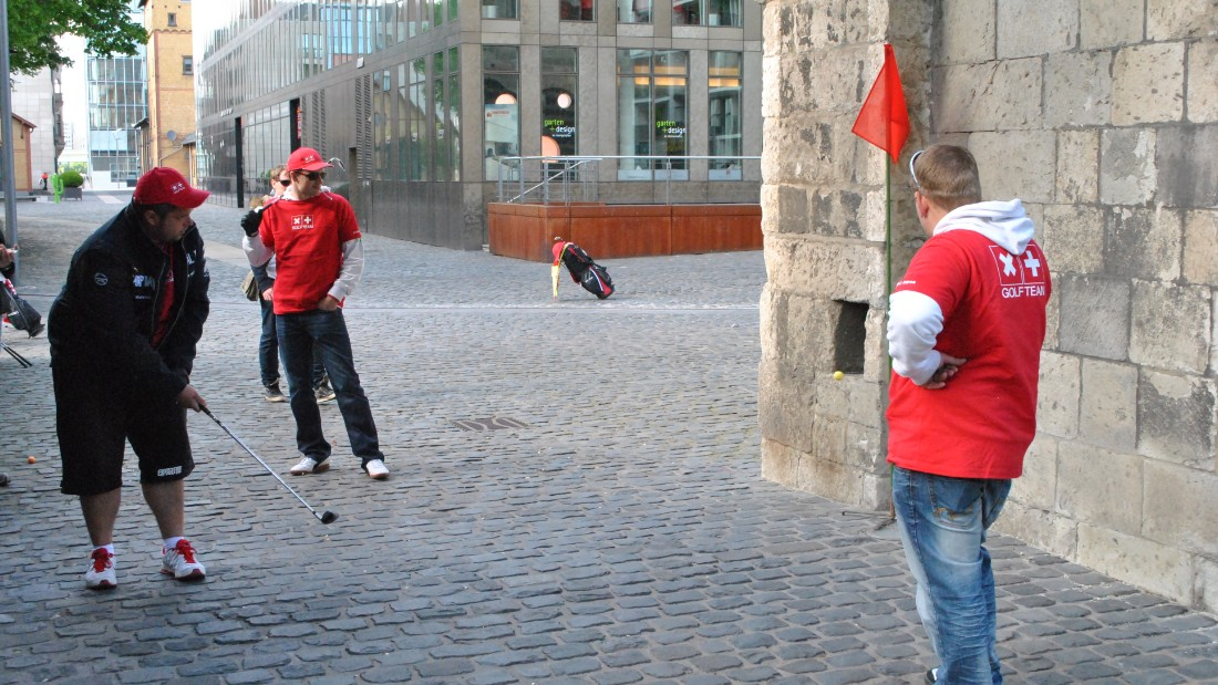 The second championships took place in Cologne, Germany in 2014. The cobblestones proved to be a real challenge for the participants.