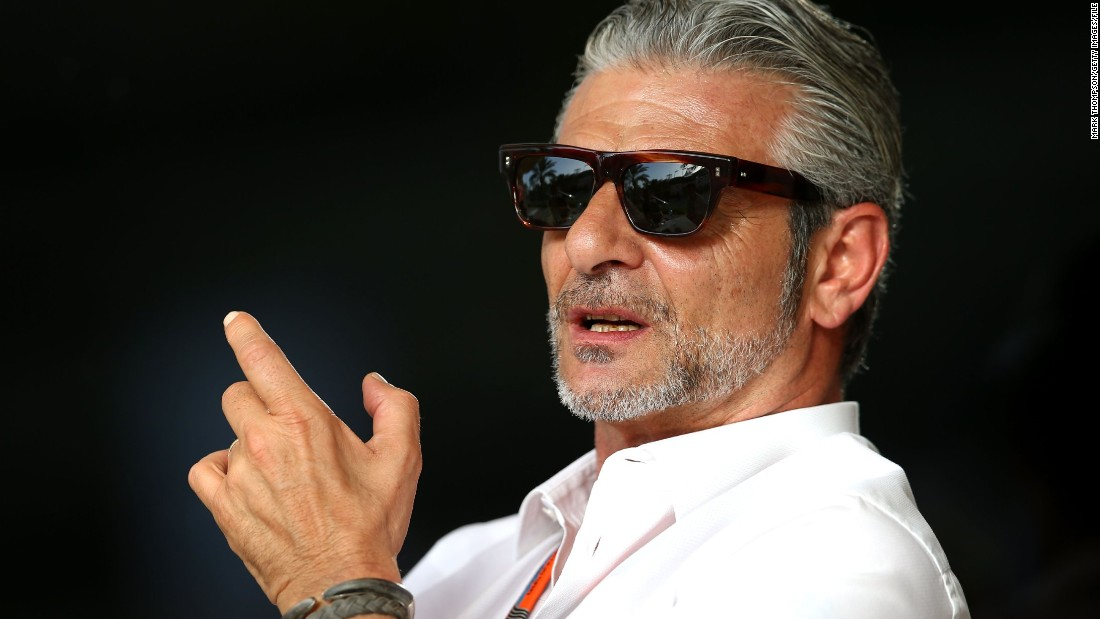 """Ferrari in the future is going to be kind of a different company, so we need to be prepared and to work day-by-day to align this company to tomorrow's expectation,"" Arrivabene told CNN's The Circuit."