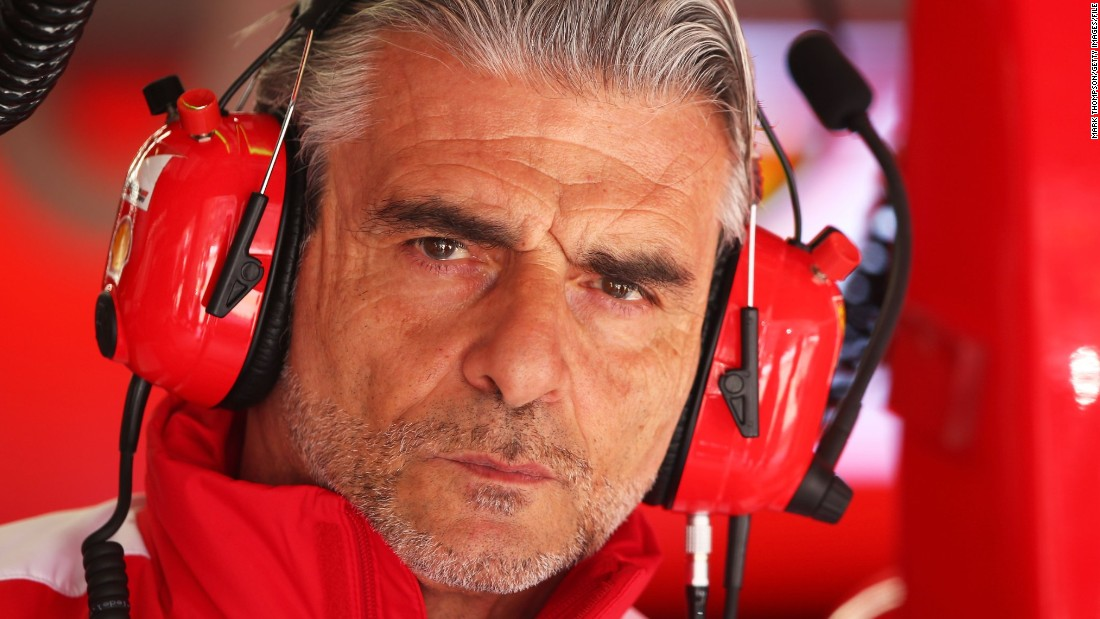 Maurizio Arrivabene has made a big impact since taking over as team principal of Ferrari, arguably Formula One's most prestigious marque.
