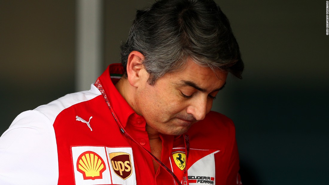 His predecessor Marco Mattiacci lasted just seven months in the job after presiding over Ferrari's worst season in 21 years.