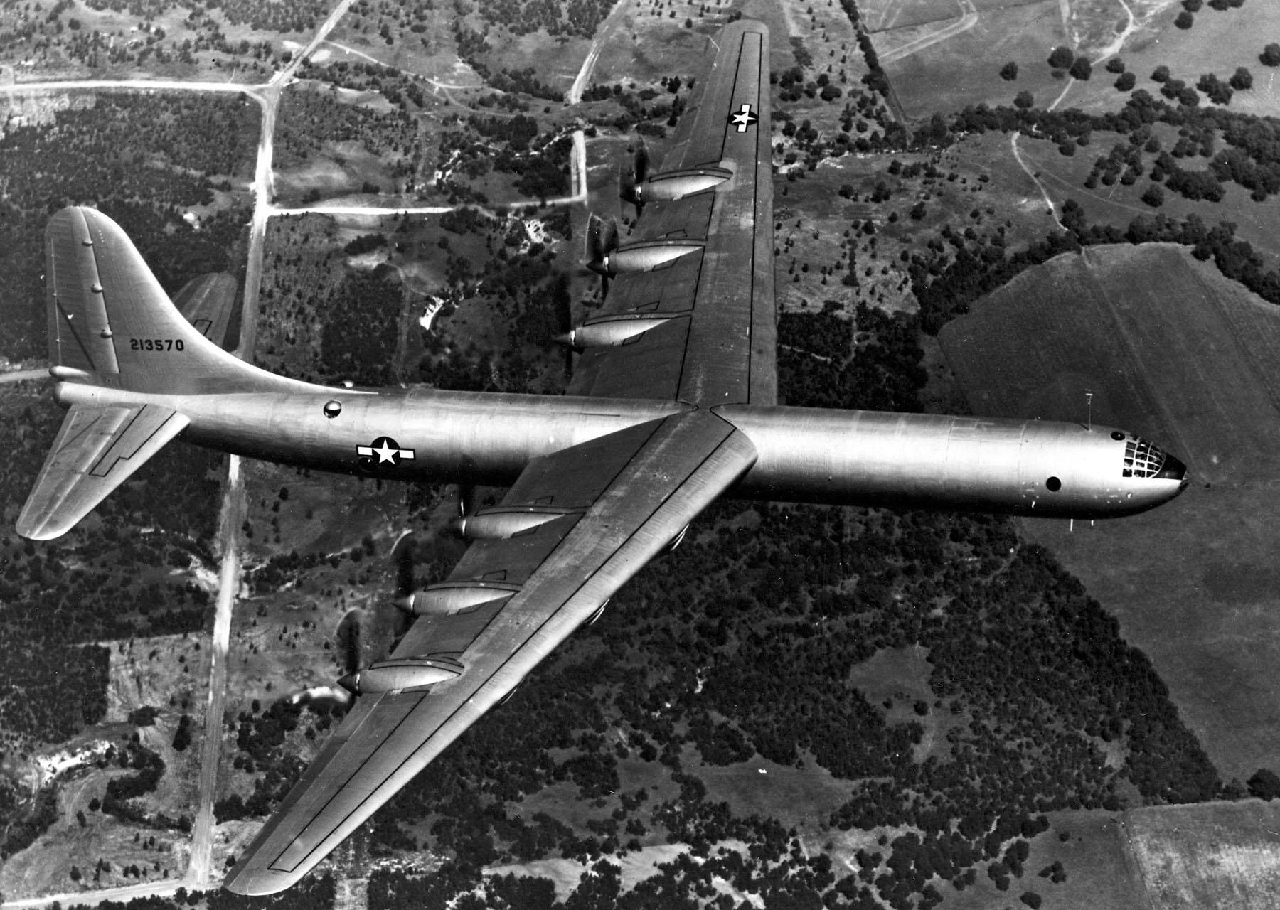 The evolution of American surveillance planes
