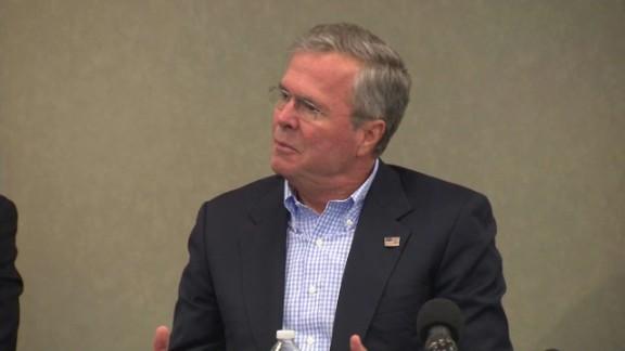 Jeb Bush Obama abandons Iraq_00002515.jpg
