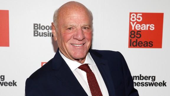 Barry Diller attends Bloomberg Businessweek