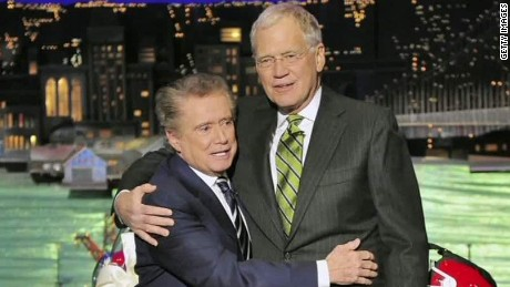 ctn intv regis philbin david letterman late night finale_00030019