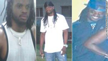 Darron Dellon Dennis Wint is the lone named suspect in the Washington quadruple homicide case.