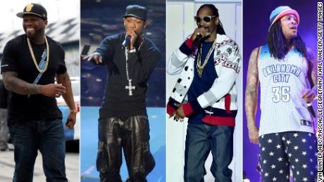 Rappers endorse Hillary Clinton - CNNPolitics