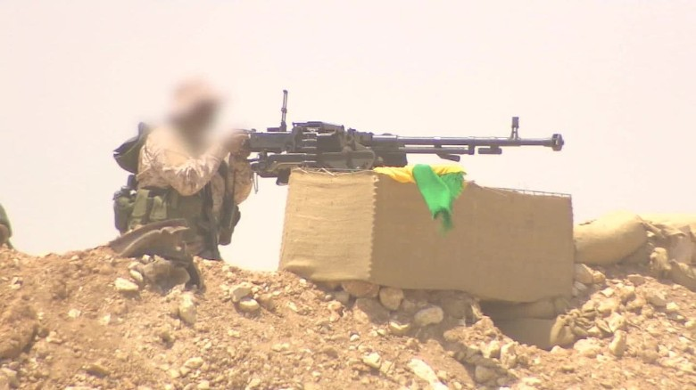 On the front lines with Hezbollah (2015)